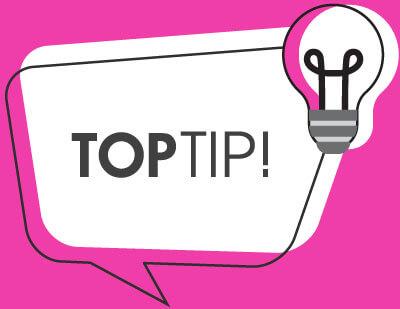 top-tip